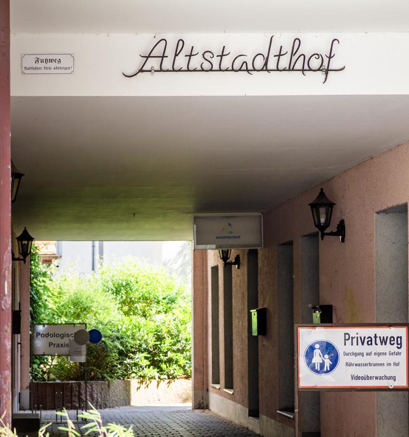 Fußpflege Wittenberg Altstadthof Angela Endres